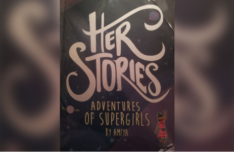 'Her Stories: Adventure of Supergirls' cover unveiled at DLF