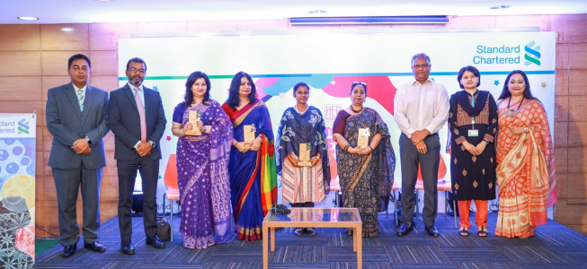 StanChart celebrates incredible stories of some of BD supergirls